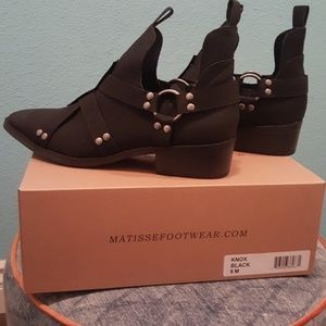 Matisse booties new